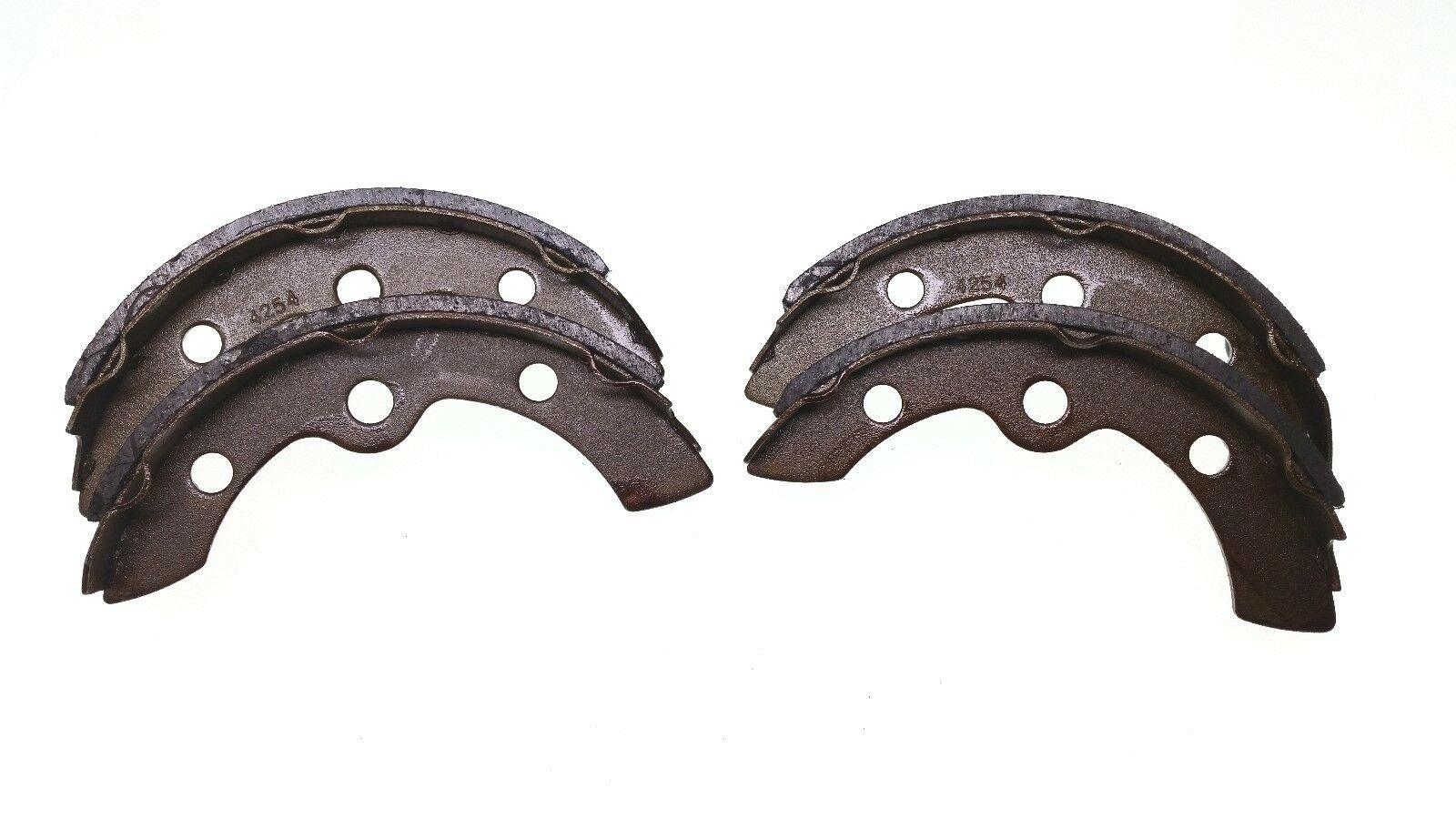 Brake shoe set, Club Car Golf Cart DS & Prec 95+, Yamaha & EZGO Various Models