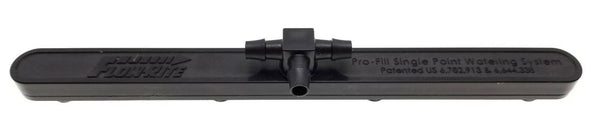 Battery Watering System BA-120-BLK Pro-Fill manifold by FLOW-RITE Trojan Spacing