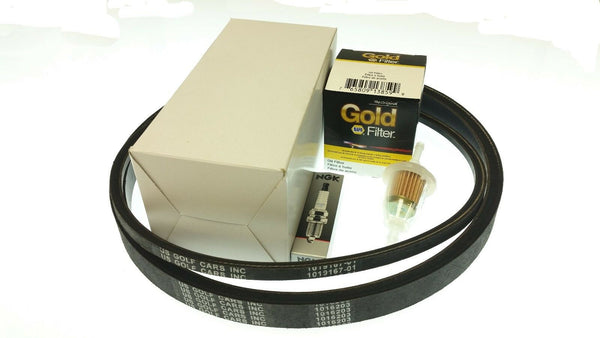 Club Car Precedent Golf Cart Tune Up Kit **Belts Included** FE290 and FE350