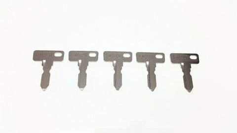 Club Car Golf Cart Key(s) Replacement 1984 to current. 5 Keys