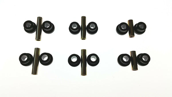 Club Car Precedent Golf Cart Rear Bushing Sleeve Kit Suspension & Shackles