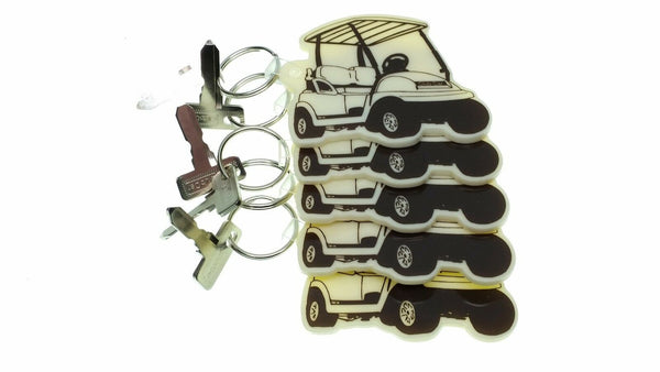 Club Car Golf Cart Key(s) Replacement 1984 to current. 5 Keys and Fobs
