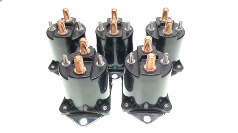 Genuine Club Car OEM 5 Club Car 36V Electric Golf Cart Solenoids (8016)