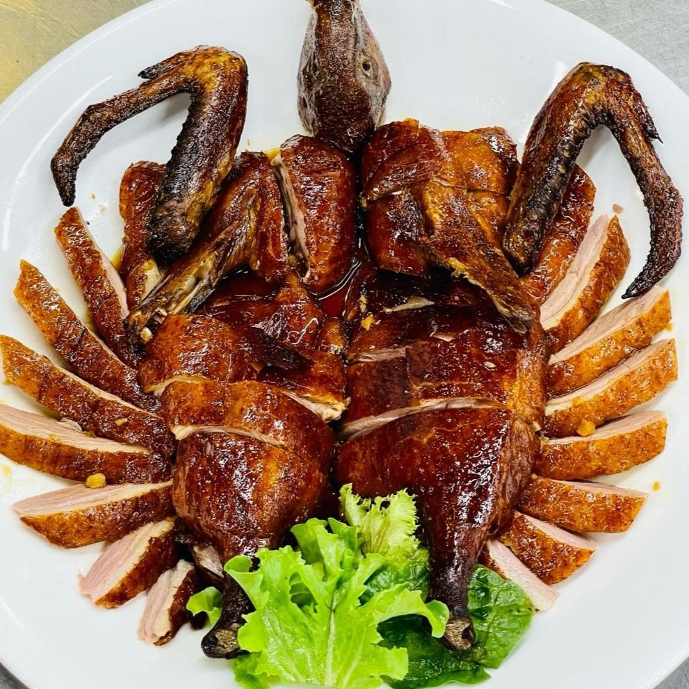Roasted Irish Silver Hill Duck (Whole)