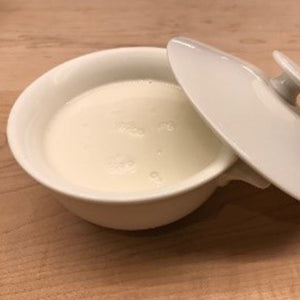 Double-boiled Almond Puree