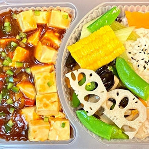 Vegetarian Tofu Set H