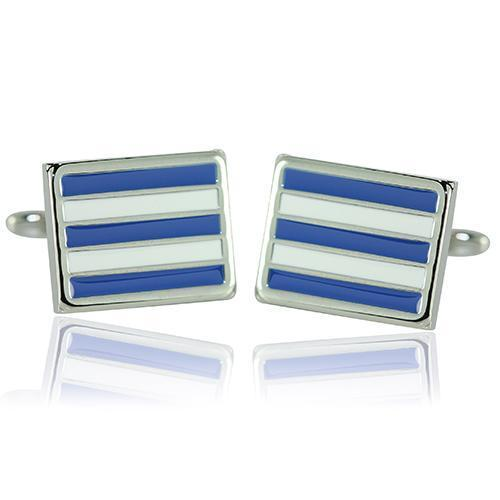 Rugby League Supporter Cufflinks-Cufflinks-TheCuffShop-C01327-TheCuffShop.com.au