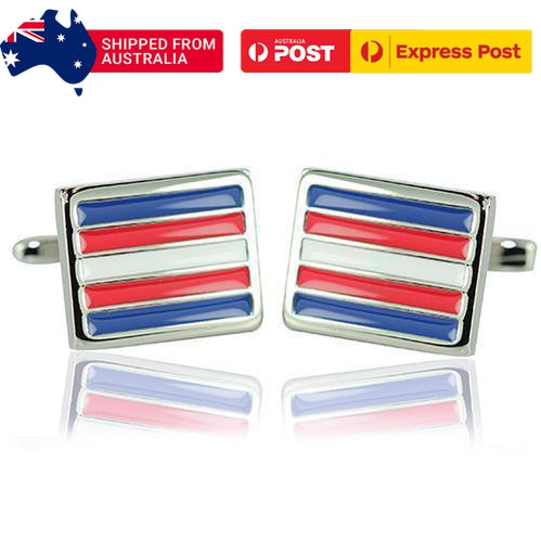 Rugby League Supporter Cufflinks-Cufflinks-TheCuffShop-C01339-TheCuffShop.com.au