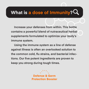A dose of immunity Individual Packs