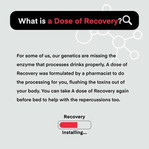 A dose of Recovery (Red Deuces)