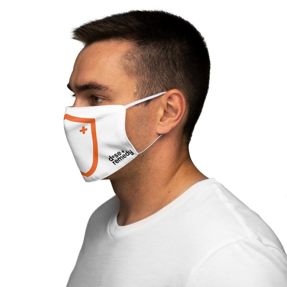 Merch Snug-Fit Polyester Face Mask