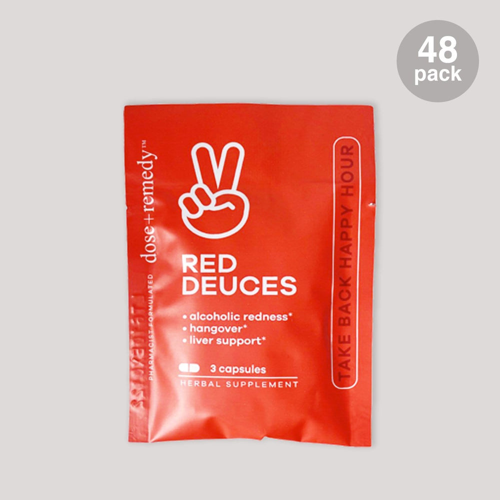 Red Deuces Individual Packs - doseandremedy