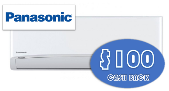 <B>Panasonic 2.5kW AERO series Cooling Only Inverter split system Air Conditioner</B> CSCUU25TKR