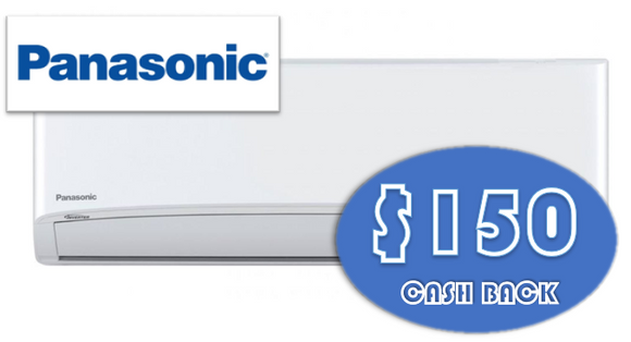 <B>Panasonic 6.0kW inverter reverse cycle split system air conditioner</B> CSCUZ60VKR