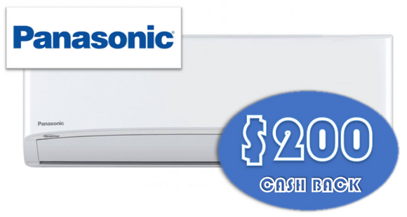 <B>Panasonic 8.0kW inverter reverse cycle split system air conditioner</B> CSCUZ80VKR