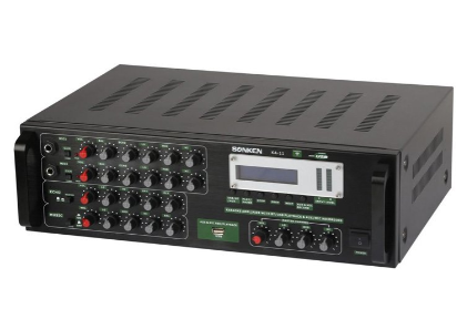 <b>Sonken KA -11 Karaoke Mixing Amplifier</b>