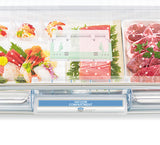 <b>Hitachi 788Ltr Mirro Glass Finish - Made in Japan French Door Series Refrigerator</b>