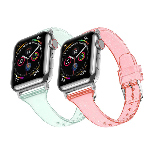 Transparent Sport Band for Apple Watch