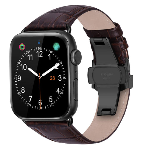 Fine Leather Band for Apple Watch