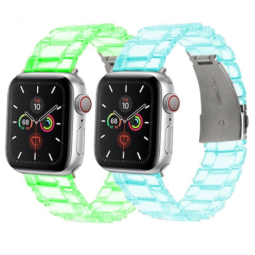 Transparent Link Band for Apple Watch