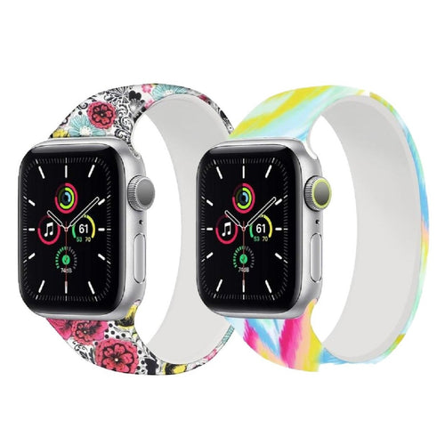 One Loop Yates Apple Watch Band on white background
