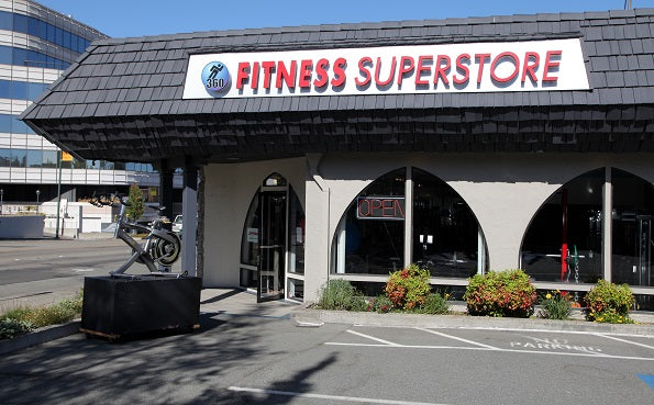360 Fitness Superstore Photo Galleries of Our 4 Locations