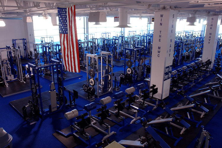 Bay Area Air Force Gym Equipment