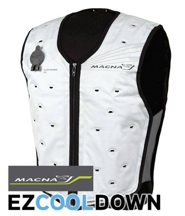 Macna Dry Evaporation Cooling Vest for Bikers