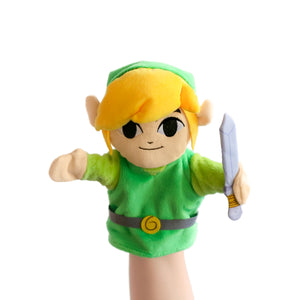 Link official hand puppet