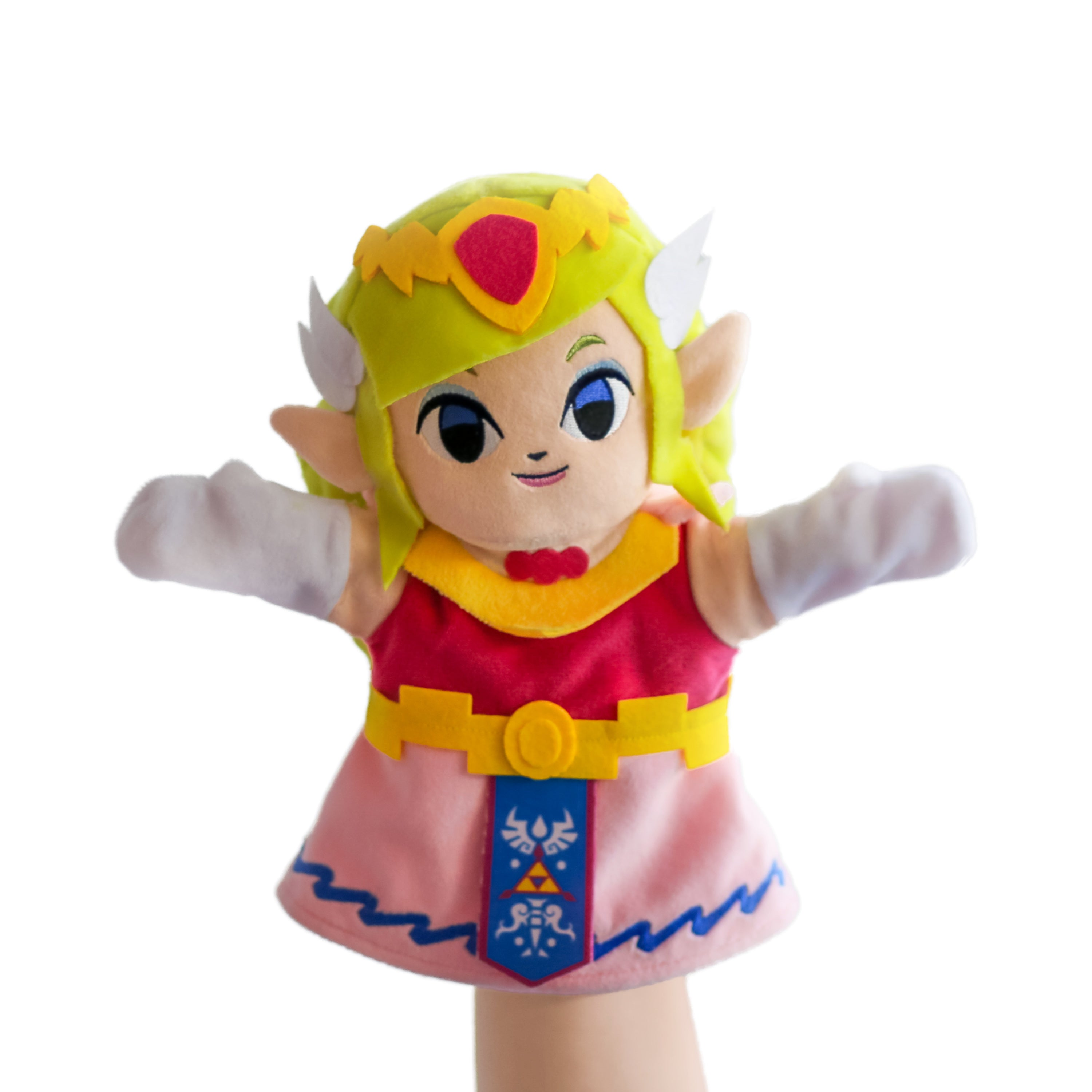 Princess Zelda official hand puppet