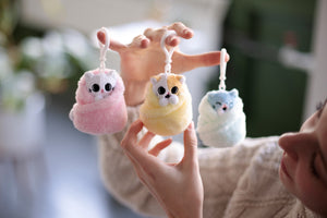 Purrito key rings - Purritos