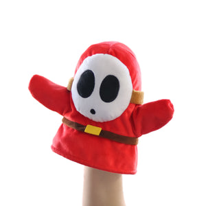 Shy Guy puppet