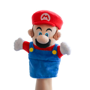 Licensed Super Mario puppet by Uncute