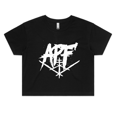 APF || Womens Crop Tee