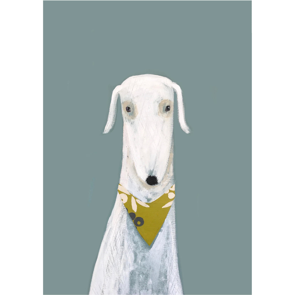 Print Circus Unframed Print A3 unframed Betsy Dog print