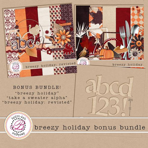 Breezy Holiday - Bonus Bundle