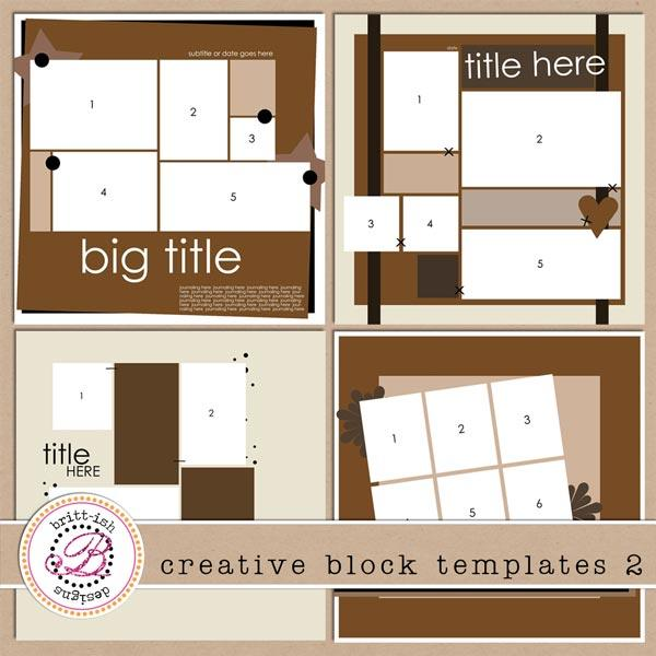 Creative Block Templates 2