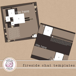 Fireside Chat Templates