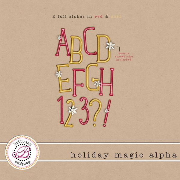 Holiday Magic Alpha