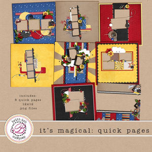 It's Magical: Quick Pages