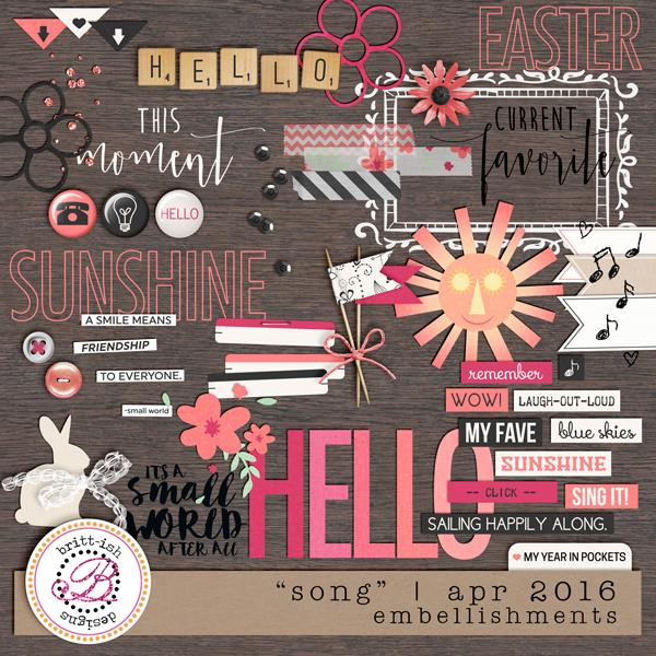 "My Year In Pockets: ""Song"" 