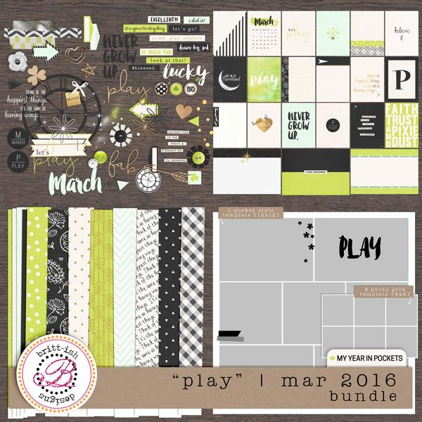 "My Year In Pockets: ""Play"" 