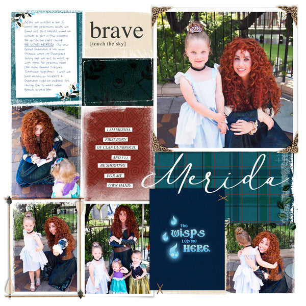 Project Mouse (Princess): Merida