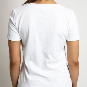 Essential Tee in White