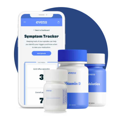 Evens - Personalized Constipation Kit with Stool Softeners