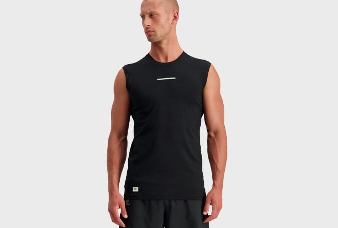 Mens Base Layer Tanks/Vests