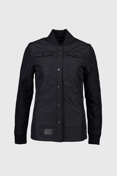 The Keeper Insulated Shirt - Black