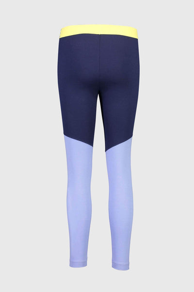 Christy Legging - Navy / Blue Fog