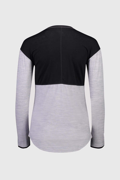 MTN X LS - Black / Grey Marl
