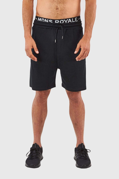 Covert Flight Shorts - Black